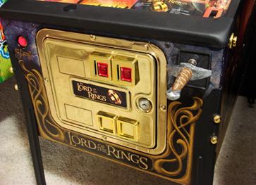 Pinball Decals Inc Pinball Machine Custom Shooter Rods
